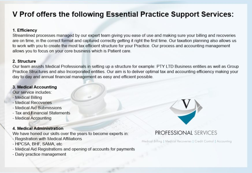 Billing and Tax services for Cardiologist, anesthetist, neurologist, ophthalmologist medical practices